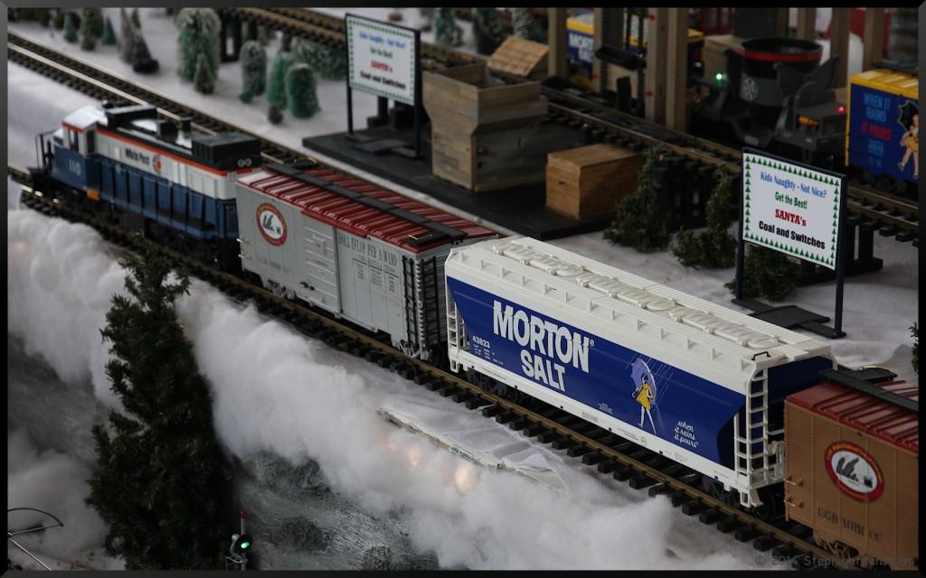 Model Railroad/Morton Arboretum