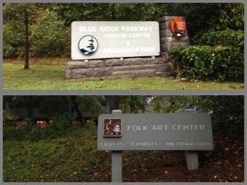 Blue Ridge Parkway Folk Art Center