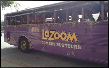 Lazoom Comedy Bus Tour