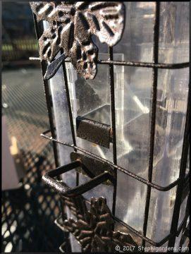 Perky-Pet® Squirrel-Be-Gone® Wild Bird Feeder